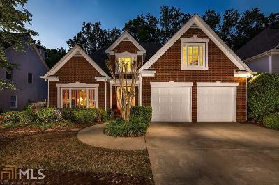 Marietta Single Family Home New: 1707 Glen Echo Way