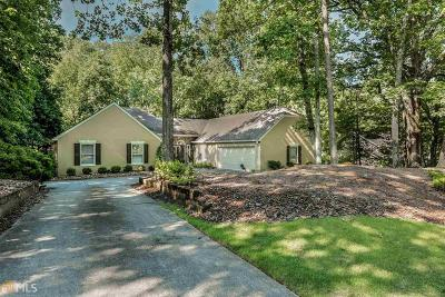 Alpharetta Single Family Home New: 410 Longs Peak