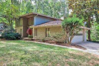 Stone Mountain Single Family Home For Sale: 1967 Gunstock Dr
