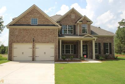 Conyers Single Family Home New: 2305 Ginger Snap Ct #51
