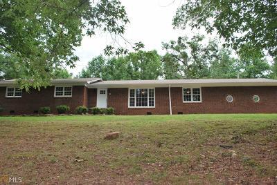 Dahlonega Single Family Home New: 1608 Black Mountain Rd