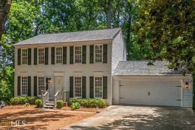 Marietta Single Family Home New: 151 Hitching Post Ct