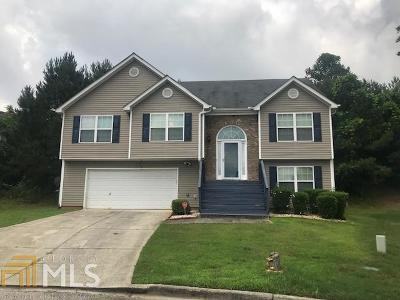 Snellville Single Family Home New: 4012 Round Stone #30