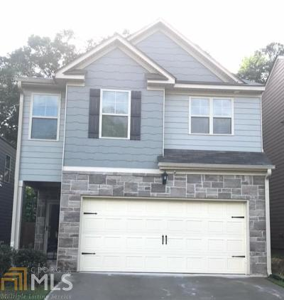 Atlanta Single Family Home New: 2253 Capella Cir