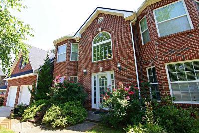 Mcdonough Single Family Home New: 269 Bella Vista Ter