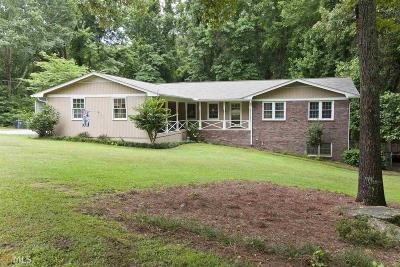 Douglas County Single Family Home Under Contract: 3580 Strickland St