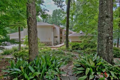 Peachtree City Single Family Home Under Contract: 126 Battery Way