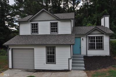 Atlanta Single Family Home New: 1715 Wee Kirk Rd
