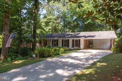 Atlanta Single Family Home New: 7270 Selkirk Dr