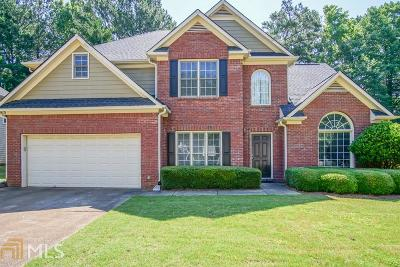 Kennesaw Single Family Home New: 3075 NW Kings Dr