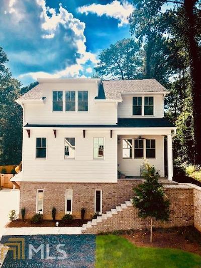 Atlanta Single Family Home New: 3110 Skyland Dr