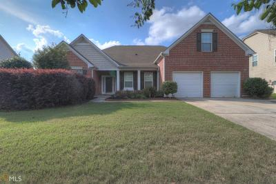 Locust Grove Single Family Home New: 995 Buckhorn Bend