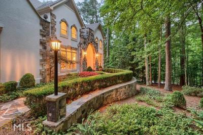Alpharetta Single Family Home For Sale: 9275 Old Southwick Pass