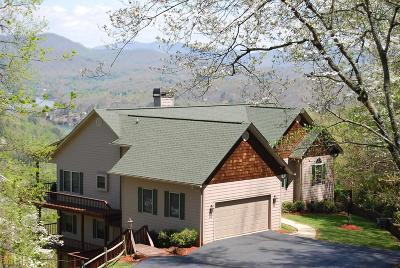 Hiawassee Single Family Home New: 1554 Summit Trl #14