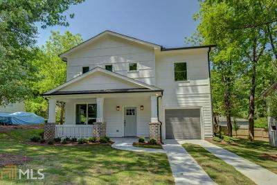 Scottdale Single Family Home Under Contract: 376 3rd Ave