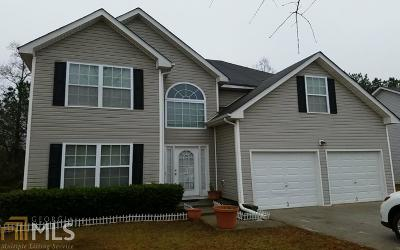 Snellville Single Family Home New: 4895 Bridle Point Parkway