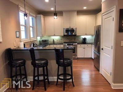 Condo/Townhouse New: 876 Old Plank Sq