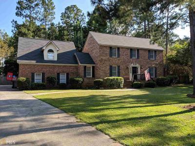 Statesboro Single Family Home New: 204 Wildwood Dr.