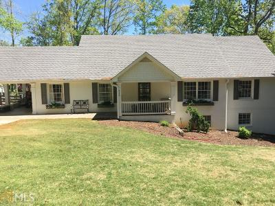 Gainesville Single Family Home New: 916 Chattahoochee Dr