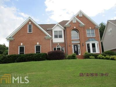 Snellville GA Single Family Home Under Contract: $334,900