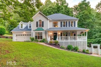 Douglasville Single Family Home New: 5370 Yeager Road