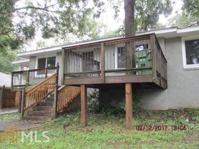 Atlanta Single Family Home New: 1513 Glenwood Ave