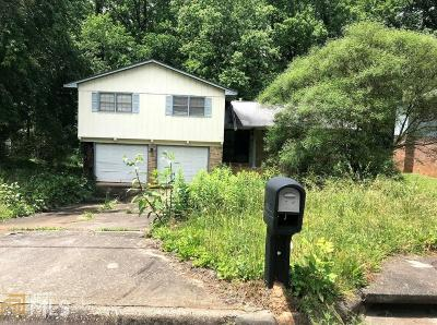 Stone Mountain Single Family Home New: 724 San Miguel Drive