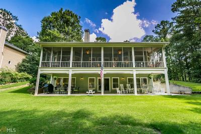 Greensboro Single Family Home For Sale: 1021 Oak Valley Rd