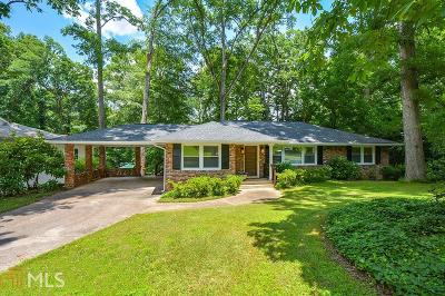 Atlanta Single Family Home New: 2152 Council Bluff Ct
