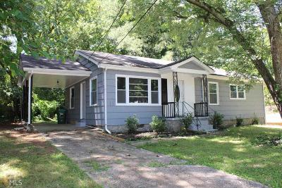 Dekalb County Single Family Home For Sale: 2929 Dale Pl