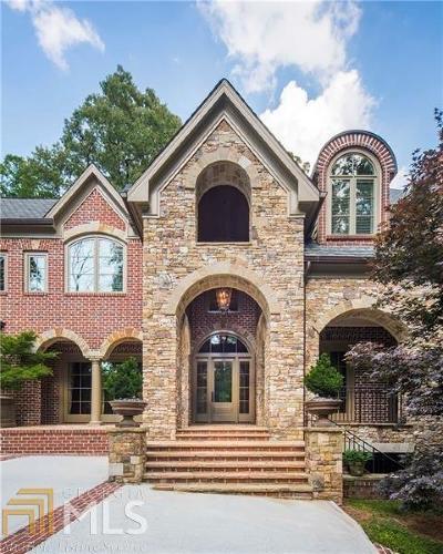 Atlanta Single Family Home New: 960 W Kingston Dr