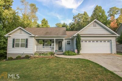 Clarkesville Single Family Home New: 465 Applewood Ct