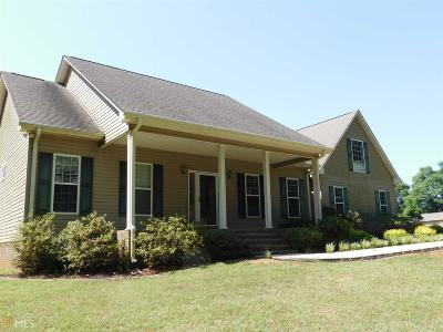 Hart County Single Family Home For Sale: 6555 Royston Hwy