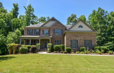 Atlanta Single Family Home New: 153 Evergreen Trail