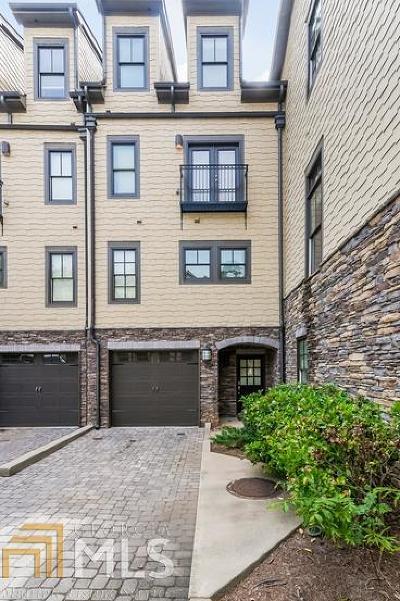 Atlanta Condo/Townhouse New: 255 Southerland Terrace #204