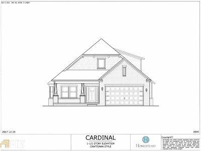 Dallas Single Family Home For Sale: 149 Grand Oak Trl