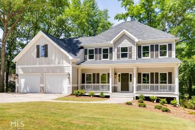 Marietta Single Family Home New: 3207 Wicks Lake Dr