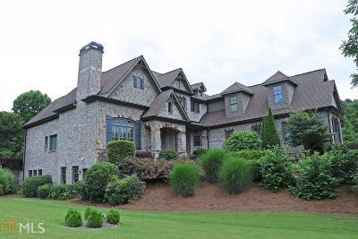 Suwanee Single Family Home New: 1060 Cascade Run Ct