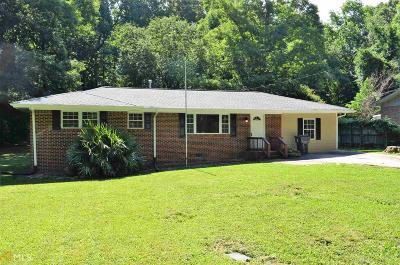 Douglas County Single Family Home New: 2126 Terry Ln