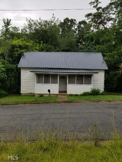 Coweta County Single Family Home For Sale: 102 Savannah St