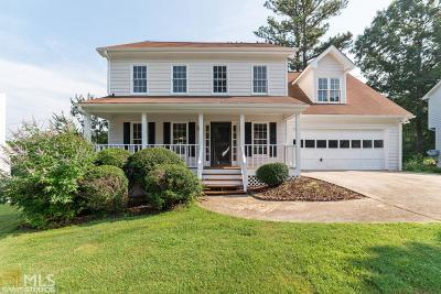 Snellville Single Family Home New: 3336 Woodlaurel Dr