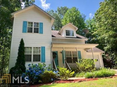 Cleveland Single Family Home New: 429 Thunder Ridge Dr