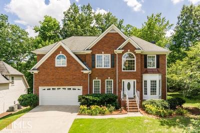 Marietta Single Family Home New: 4251 Creek Haven Drive