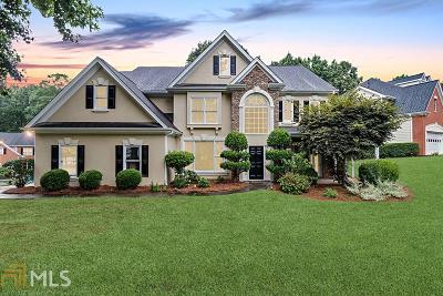 Alpharetta Single Family Home For Sale: 1405 Tamarack Way