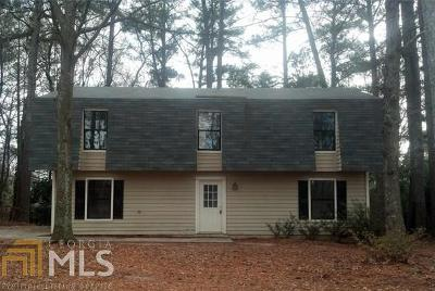 Douglasville Single Family Home For Sale: 4239 Midway Dr
