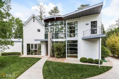 Atlanta Single Family Home New: 1775 Mount Paran Rd