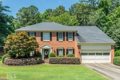 Alpharetta Single Family Home New: 9930 Feather Sound