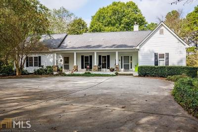 Bartow County Single Family Home For Sale: 1288 Taylorsville Macedonia Rd