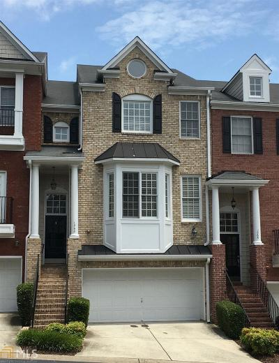Smyrna Condo/Townhouse New: 1263 Creekside Pl