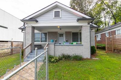 Atlanta Single Family Home New: 60 SE Moreland